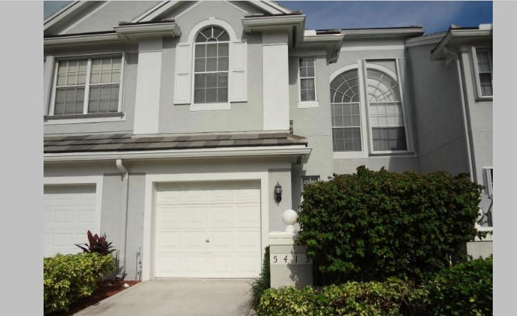 Townhouse for Rent at 5413 Grand Park Place 5413 Grand Park Place Boca Raton, Florida 33486 United States