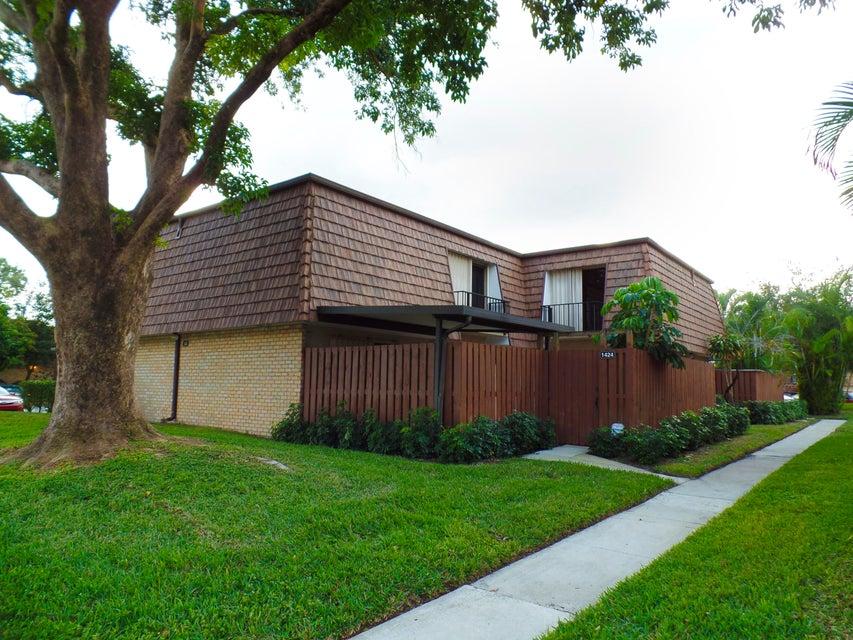 Townhouse for Rent at 1424 14 Lane 1424 14 Lane Greenacres, Florida 33463 United States