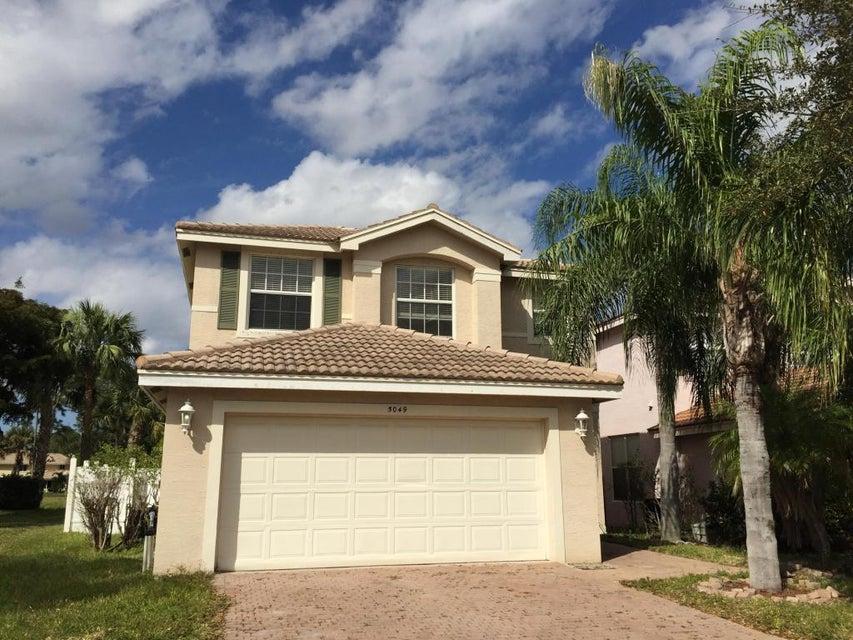 Single Family Home for Rent at 5049 Starblaze Drive 5049 Starblaze Drive Greenacres, Florida 33463 United States