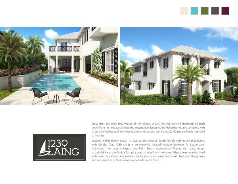 1239 Laing Street  Delray Beach, FL 33483