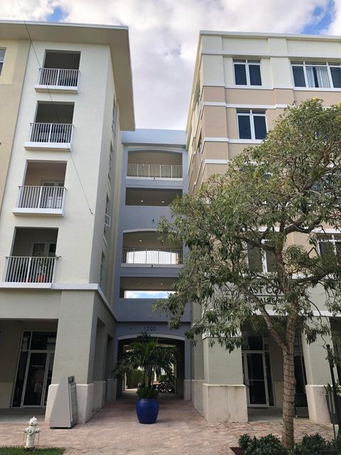 Condominium for Rent at 1200 Town Center Drive # 215 1200 Town Center Drive # 215 Jupiter, Florida 33458 United States