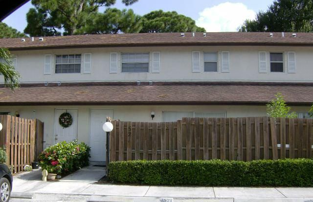 Townhouse for Rent at 1110 Cypress Way 1110 Cypress Way Palm Springs, Florida 33461 United States