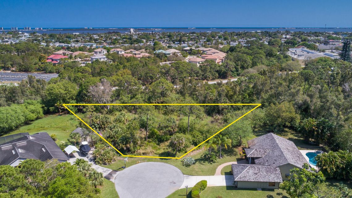 Single Family Home for Sale at 0 NE M Cari Lane 0 NE M Cari Lane Jensen Beach, Florida 34957 United States