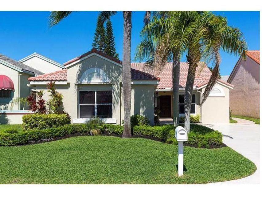Single Family Home for Rent at 7719 Grovewood Drive 7719 Grovewood Drive Lake Worth, Florida 33467 United States