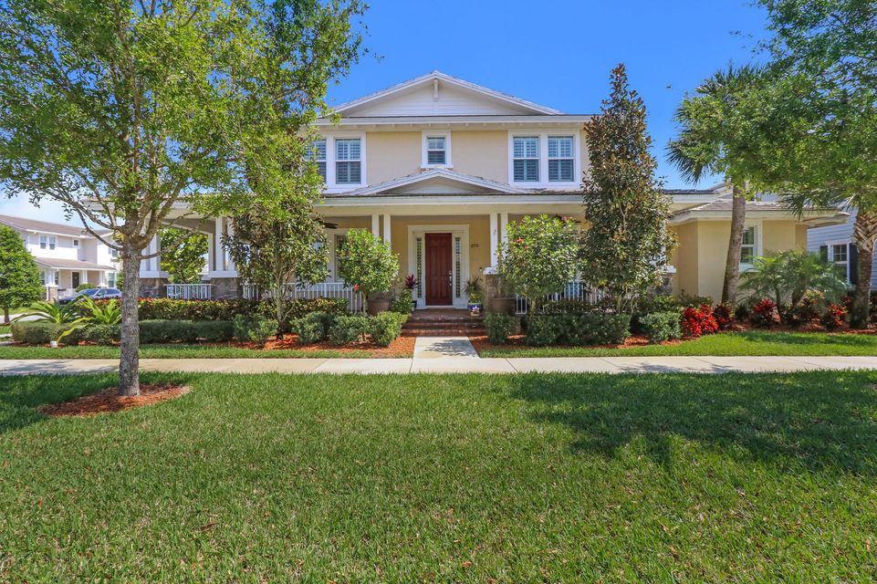 New Home for sale at 2715 Wymberly Drive in Jupiter