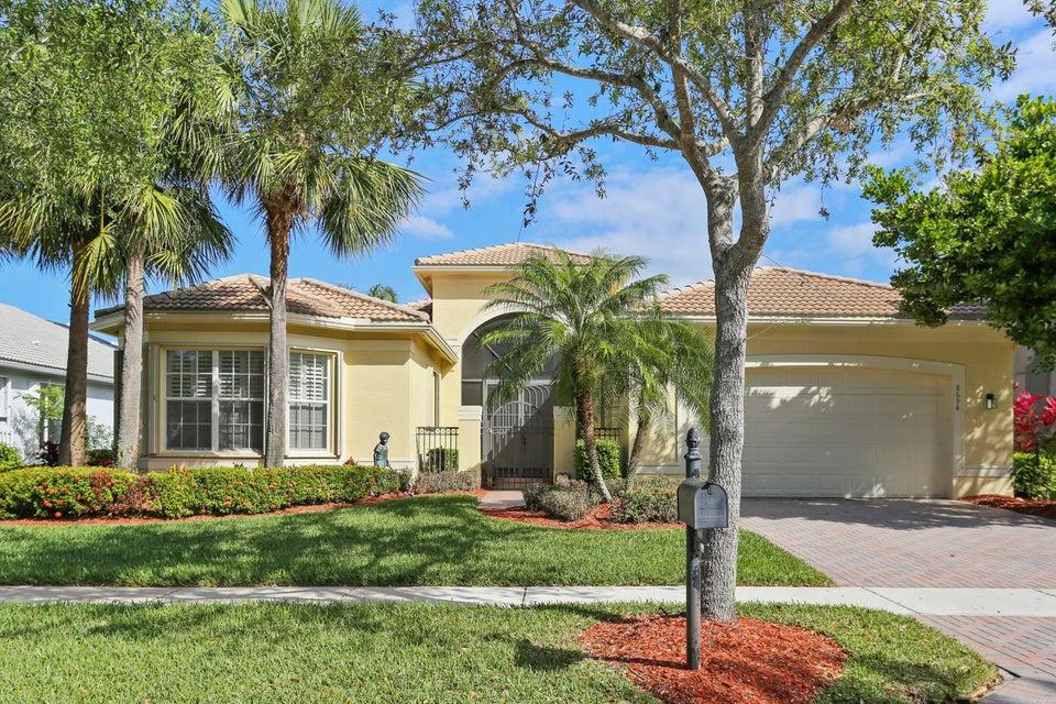Single Family Home for Sale at 8694 Tierra Lago Cove 8694 Tierra Lago Cove Lake Worth, Florida 33467 United States