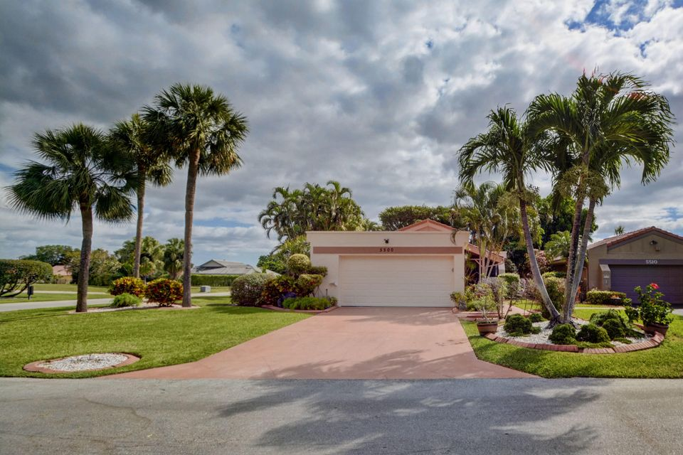 Single Family Home for Rent at 5500 Piping Rock Drive 5500 Piping Rock Drive Boynton Beach, Florida 33437 United States