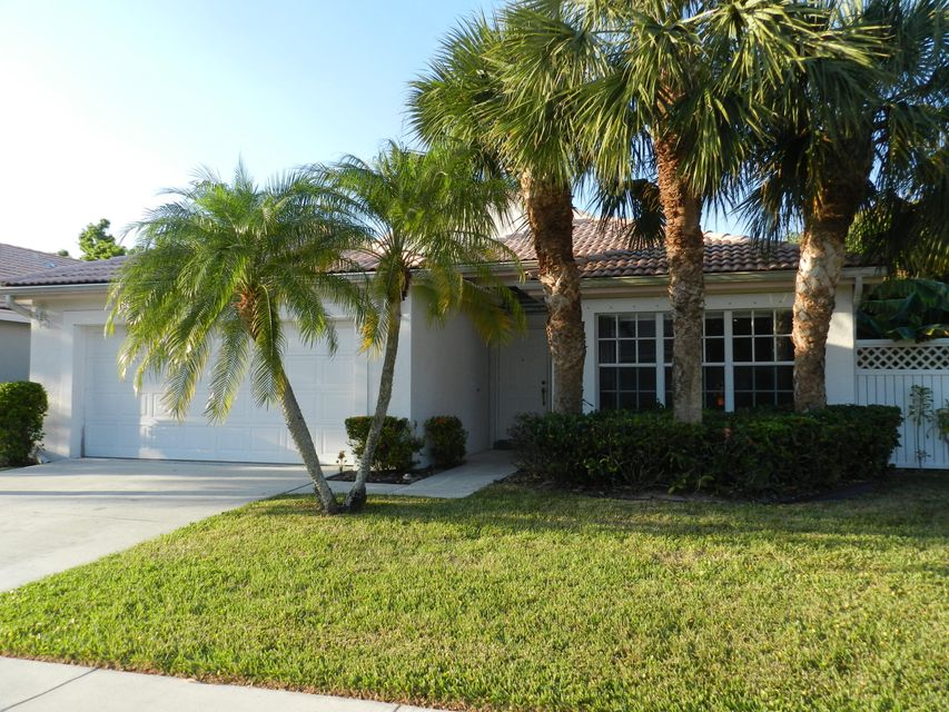Single Family Home for Rent at 8241 White Rock Circle 8241 White Rock Circle Boynton Beach, Florida 33436 United States