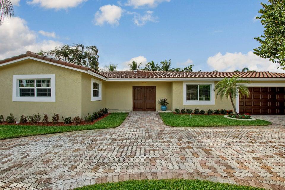 Single Family Home for Rent at 920 Banyan Drive 920 Banyan Drive Delray Beach, Florida 33483 United States