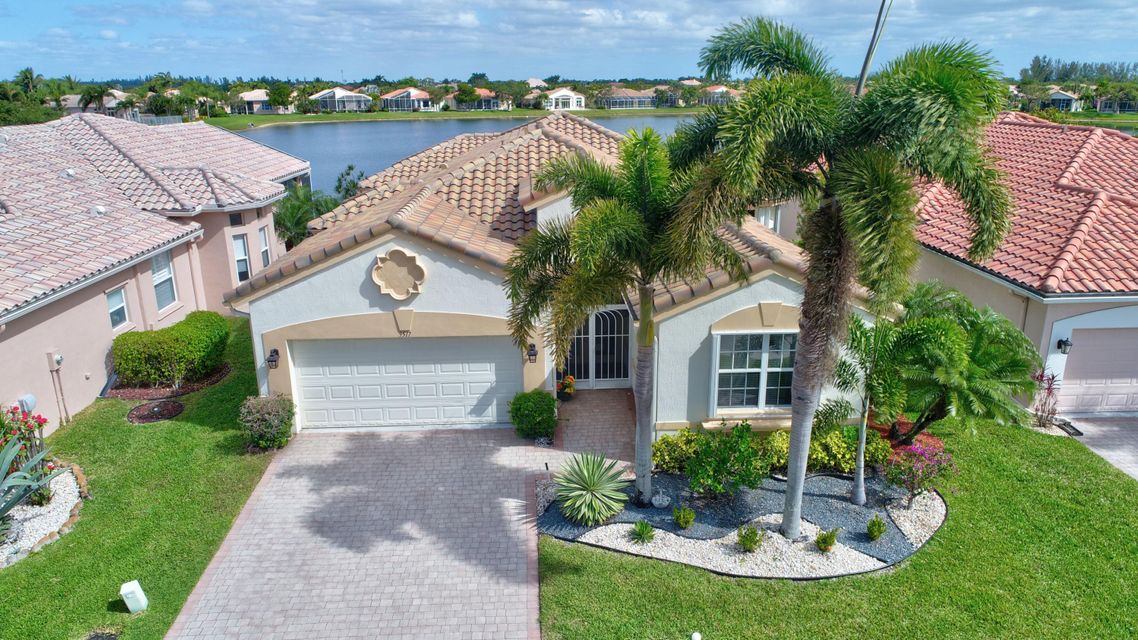 Single Family Home for Sale at 9517 Vercelli Street 9517 Vercelli Street Lake Worth, Florida 33467 United States