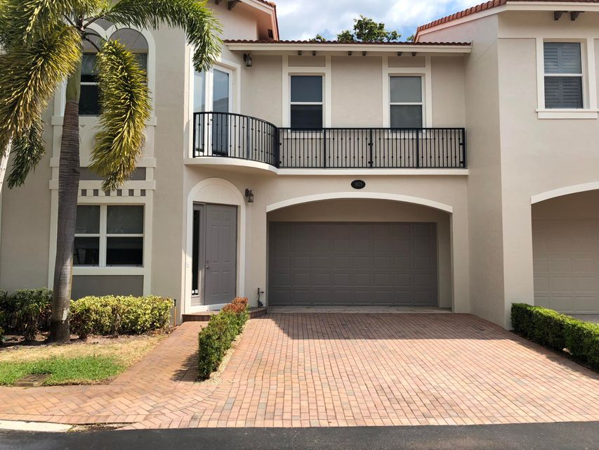 Townhouse for Rent at 1825 Highland Grove Drive 1825 Highland Grove Drive Delray Beach, Florida 33445 United States