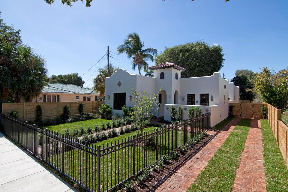2911 Poinsettia Avenue  West Palm Beach, FL 33407