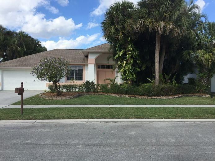 Home for sale in WOODS WALK 2 Lake Worth Florida