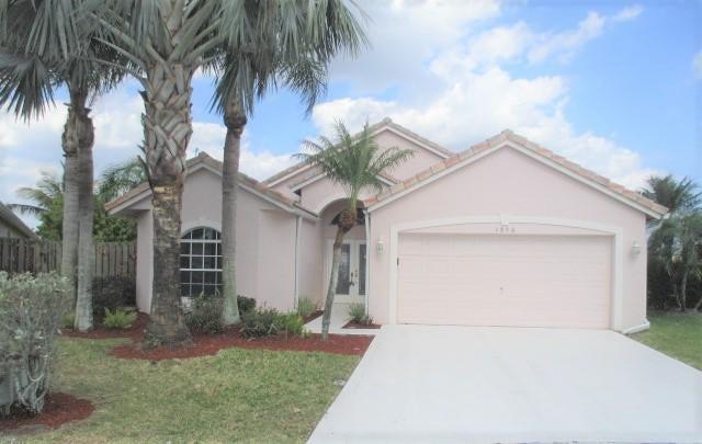 1830 Oak Berry Circle  Wellington, FL 33414