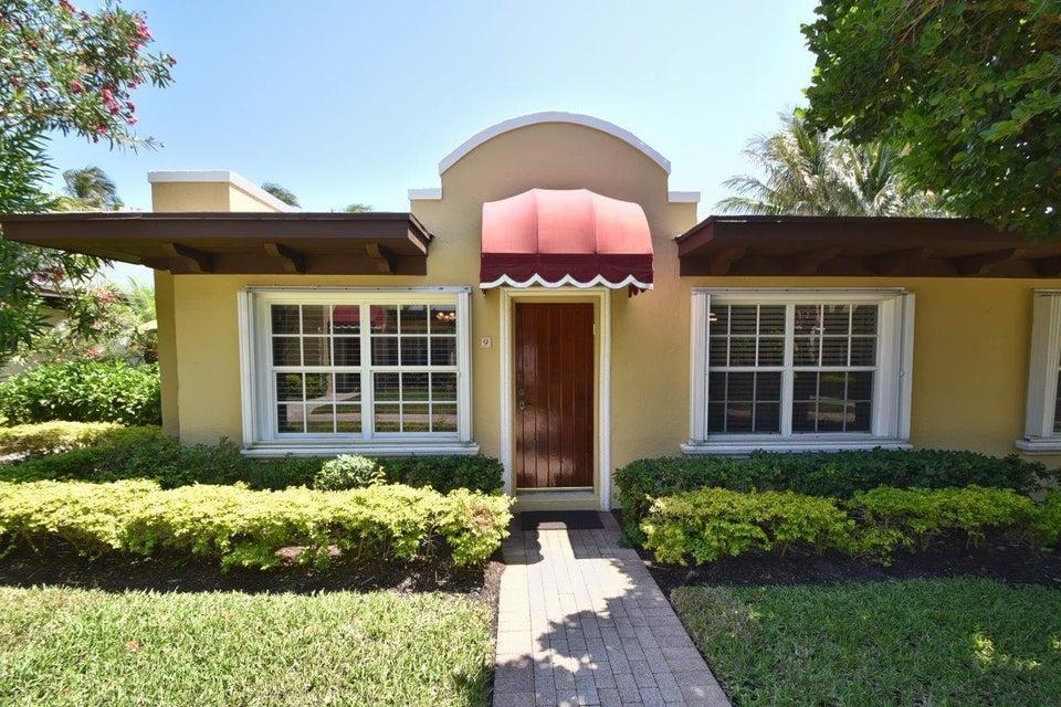 Villa for Sale at 1855 S Ocean Boulevard # 9 1855 S Ocean Boulevard # 9 Delray Beach, Florida 33483 United States
