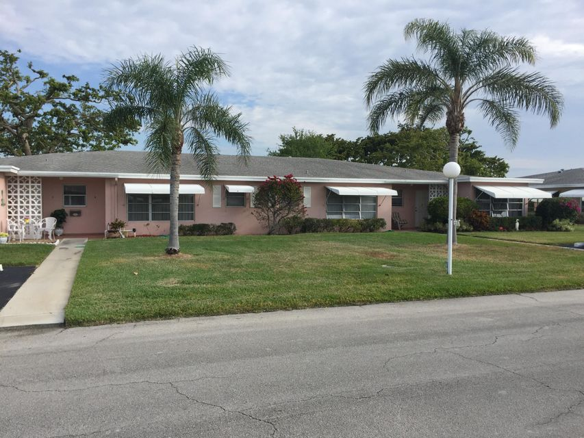 235 High Point Court B  Delray Beach FL 33445