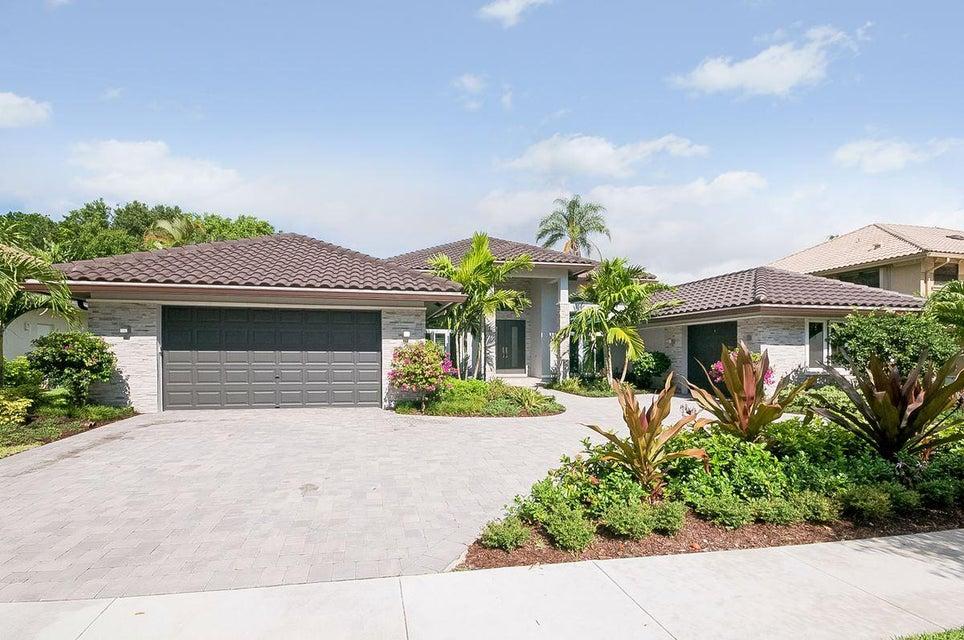 Single Family Home for Rent at 5853 Hamilton Way 5853 Hamilton Way Boca Raton, Florida 33496 United States
