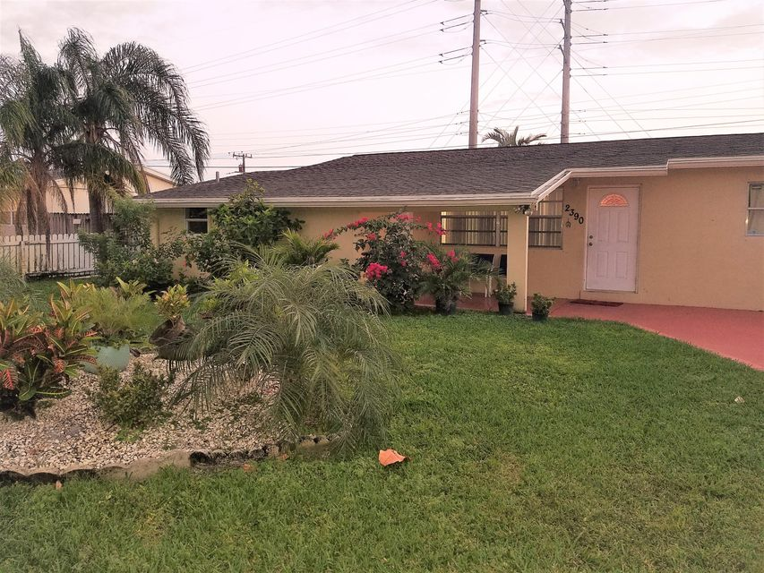 Home for sale in RANCH HOUSE ESTATES West Palm Beach Florida