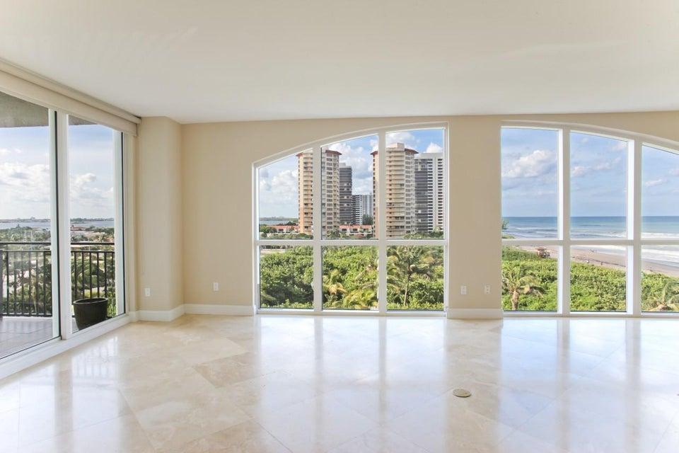 Condominium for Rent at 3800 N Ocean Drive # 751 3800 N Ocean Drive # 751 Singer Island, Florida 33404 United States