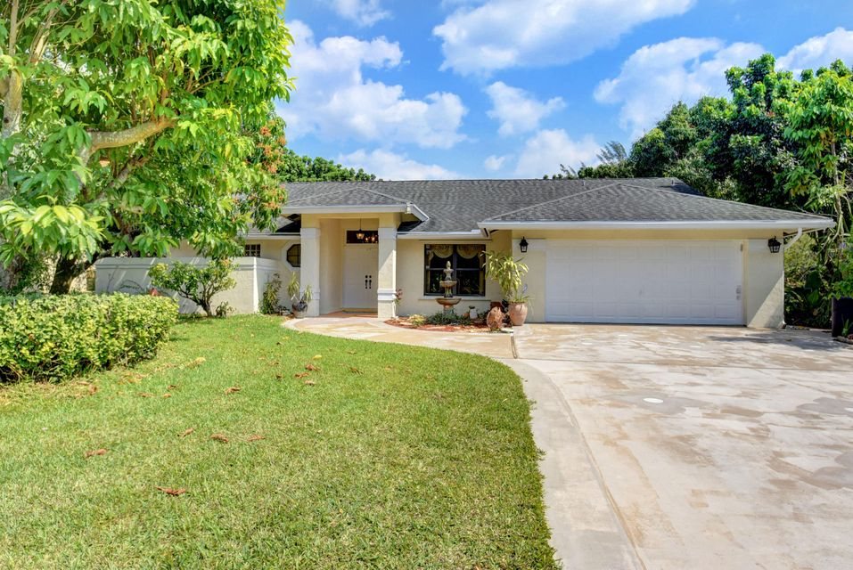 Home for sale in Westwoods West Palm Beach Florida