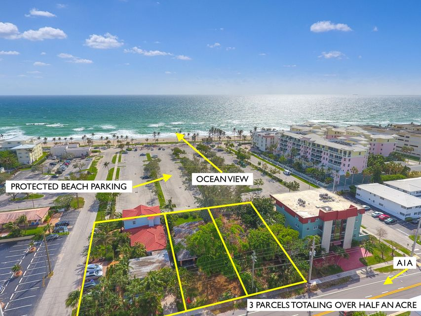 Land for Sale at 116-148 S Ocean Drive 116-148 S Ocean Drive Deerfield Beach, Florida 33441 United States