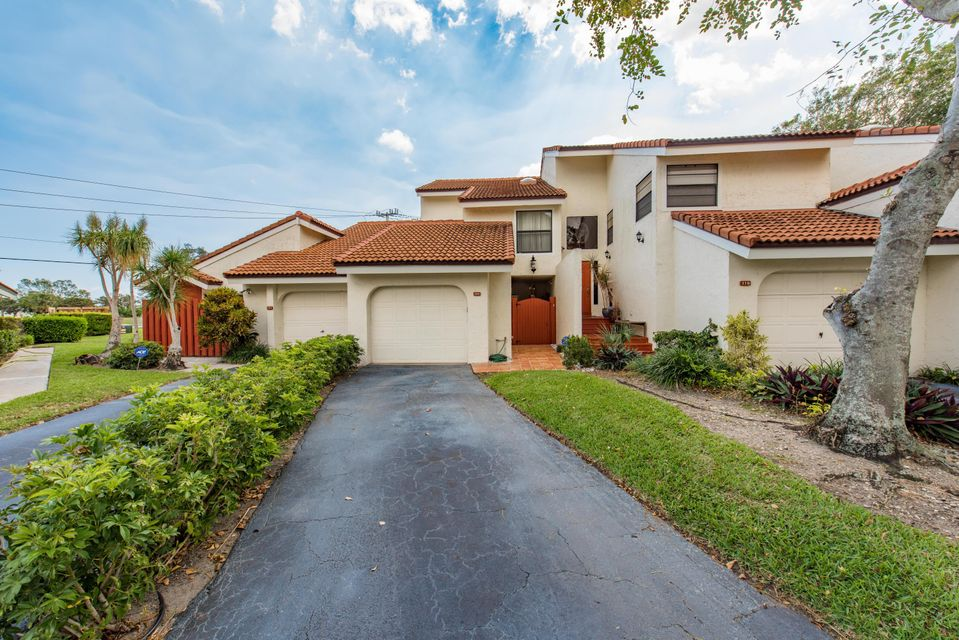 Home for sale in VISTA DEL LAGO CONDO West Palm Beach Florida