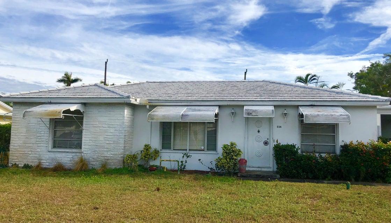 334 Glenn Road  West Palm Beach, FL 33405