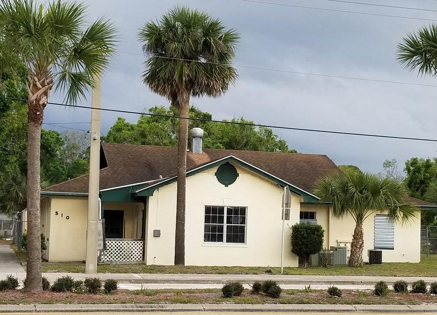 Commercial for Sale at 510 S Parrott Avenue 510 S Parrott Avenue Okeechobee, Florida 34974 United States