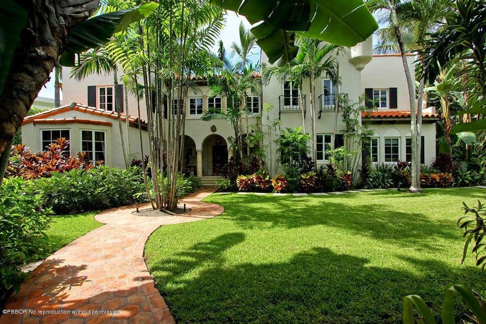Single Family Home for Rent at 200 Barton Avenue 200 Barton Avenue Palm Beach, Florida 33480 United States