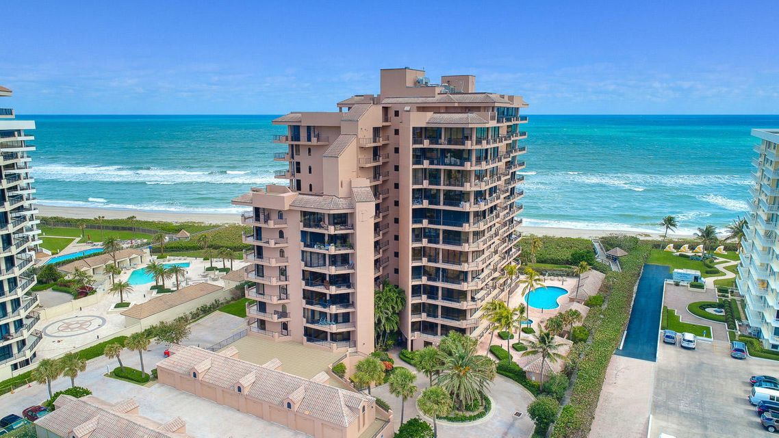 Condominium for Rent at 530 Ocean Drive # 704 530 Ocean Drive # 704 Juno Beach, Florida 33408 United States