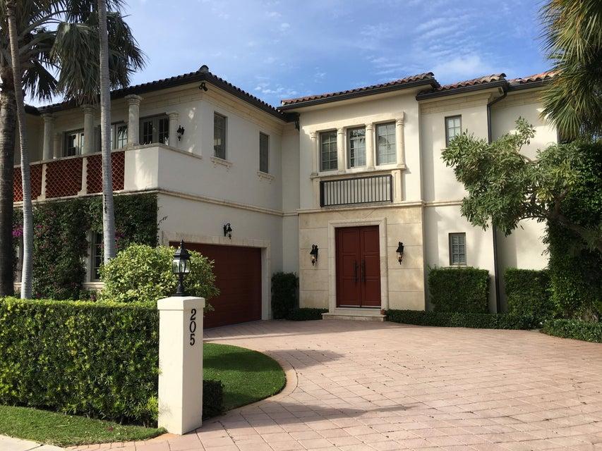 205 Atlantic Avenue  Palm Beach FL 33480