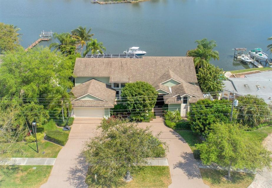 228 Country Club Drive - Tequesta, Florida