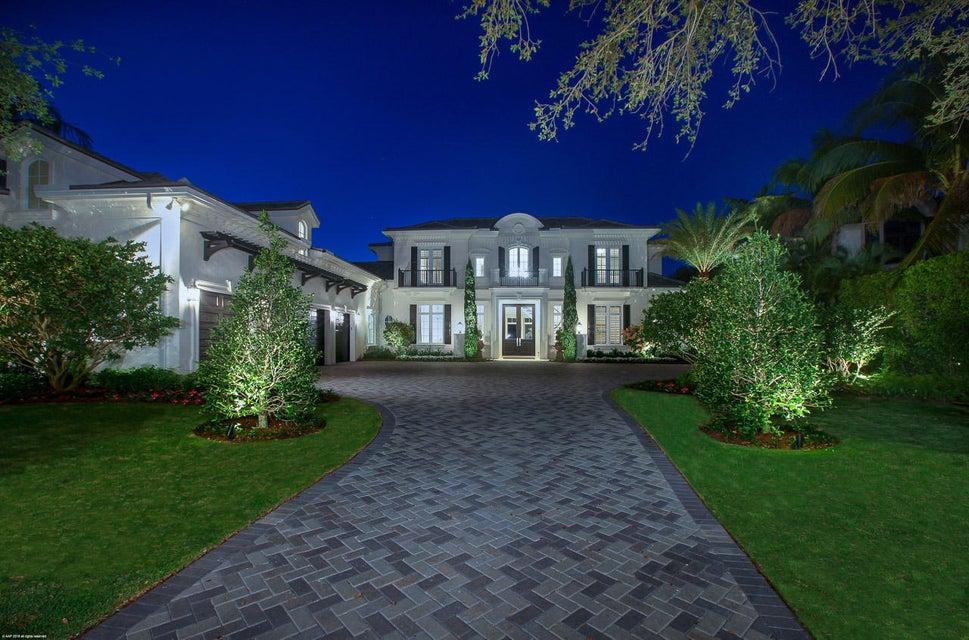 Single Family Home for Sale at 109 Schooner Lane 109 Schooner Lane Jupiter, Florida 33477 United States