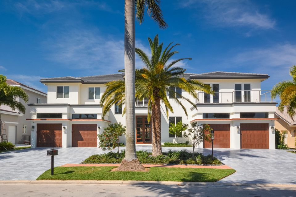 Single Family Home for Sale at 17938 Foxborough Lane 17938 Foxborough Lane Boca Raton, Florida 33496 United States