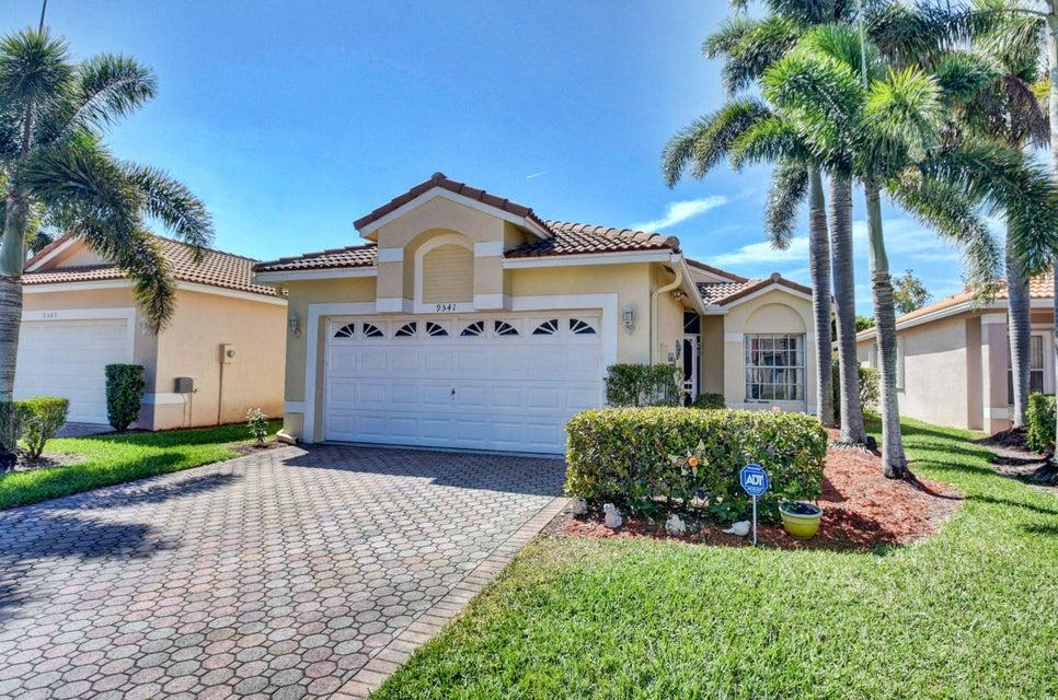 9541 Cherry Blossom Terrace Boynton Beach, FL 33437 - photo 35