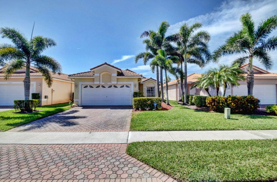 9541 Cherry Blossom Terrace Boynton Beach, FL 33437 - photo 36
