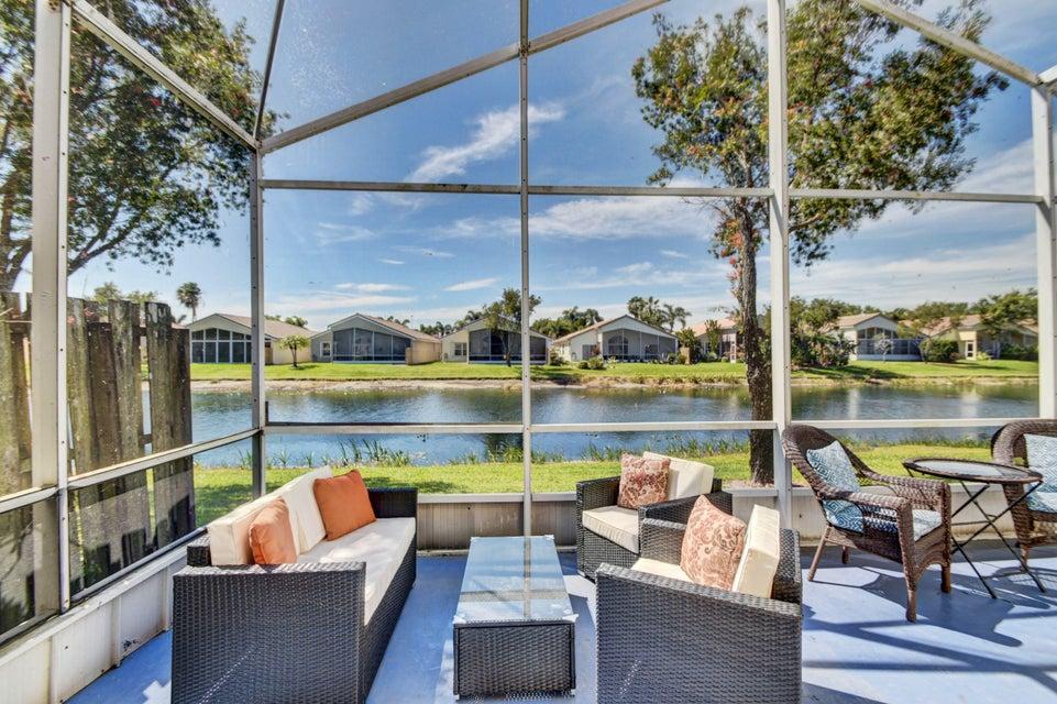 9541 Cherry Blossom Terrace Boynton Beach, FL 33437 - photo 25