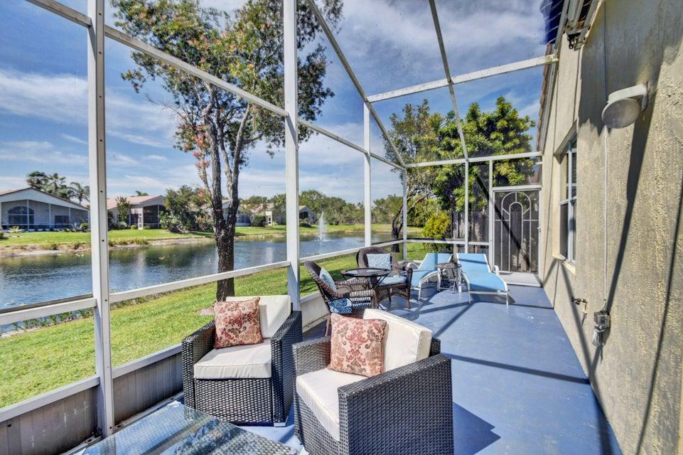 9541 Cherry Blossom Terrace Boynton Beach, FL 33437 - photo 26