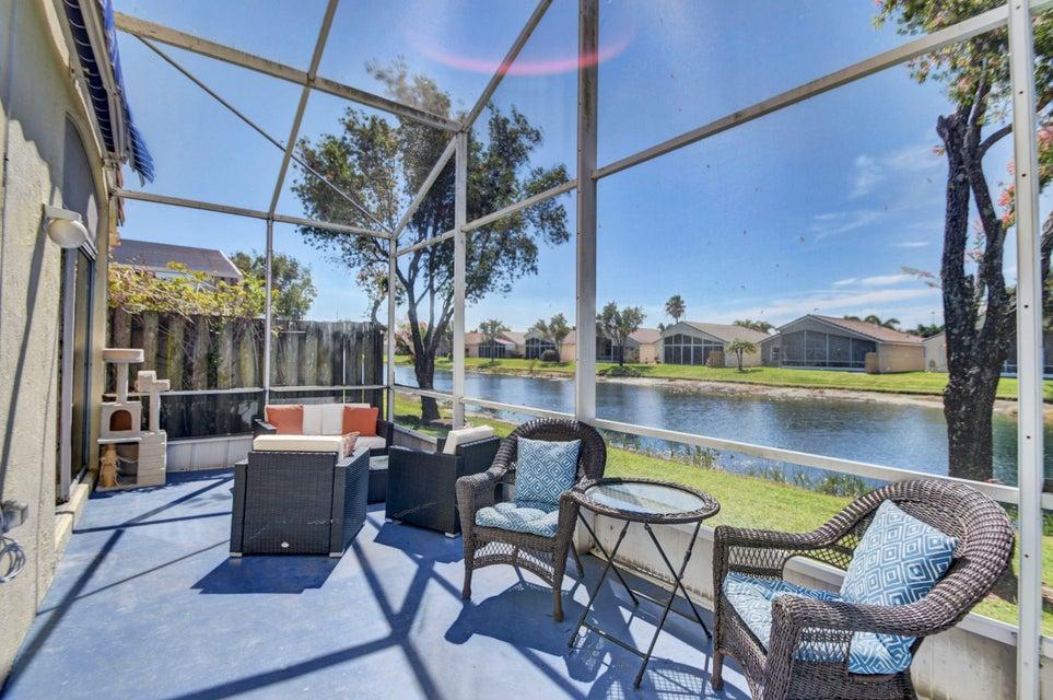9541 Cherry Blossom Terrace Boynton Beach, FL 33437 - photo 27