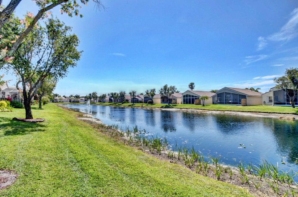 9541 Cherry Blossom Terrace Boynton Beach, FL 33437 - photo 29