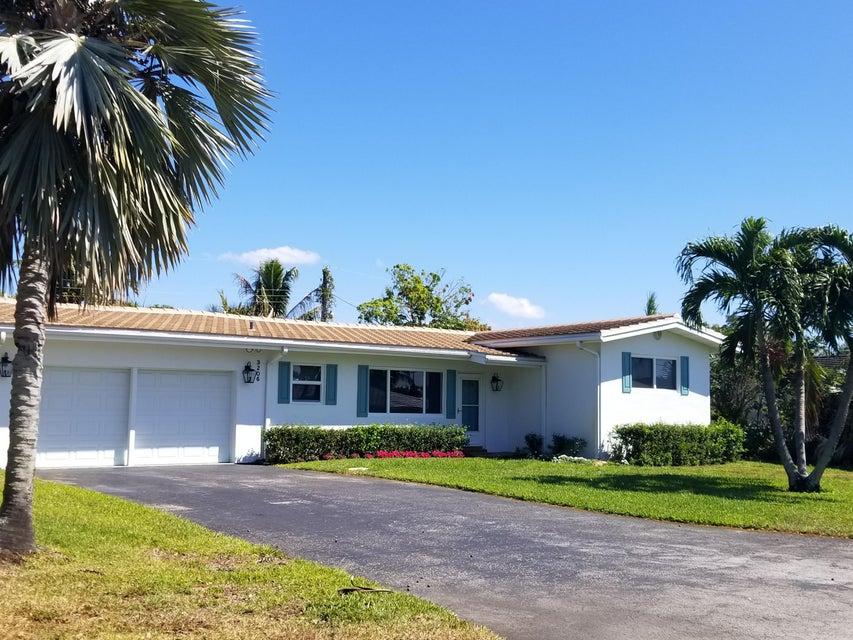 3206 Canal Drive - Boynton Beach, Florida