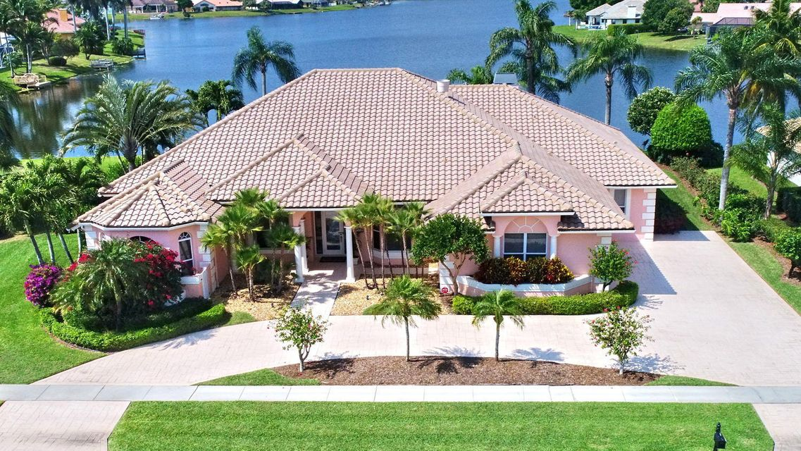 Home for sale in Greenview Cove Wellington Florida