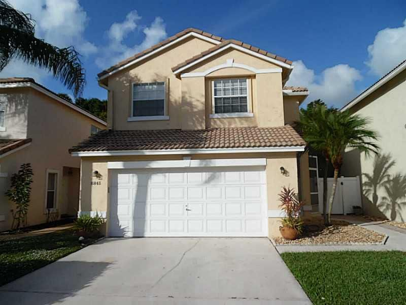 Single Family Home for Rent at 6843 Torch Key Street 6843 Torch Key Street Lake Worth, Florida 33467 United States
