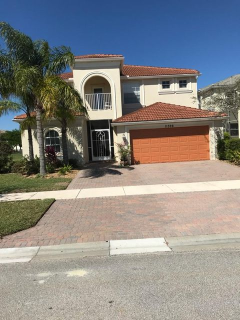 Single Family Home for Sale at 11398 SW Stockton Place 11398 SW Stockton Place Port St. Lucie, Florida 34987 United States