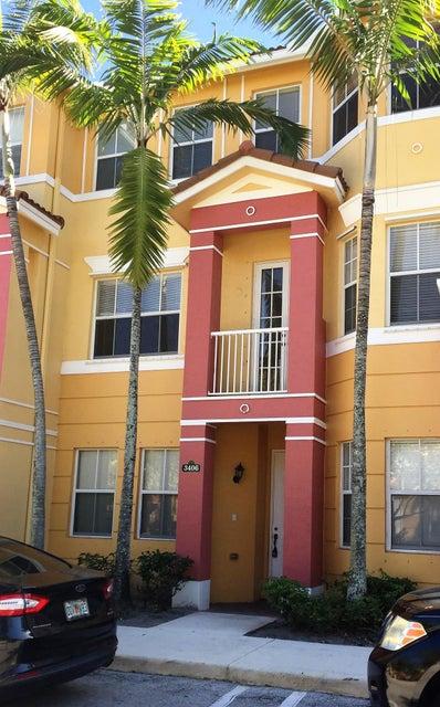 3406 Shoma Drive  West Palm Beach, FL 33414