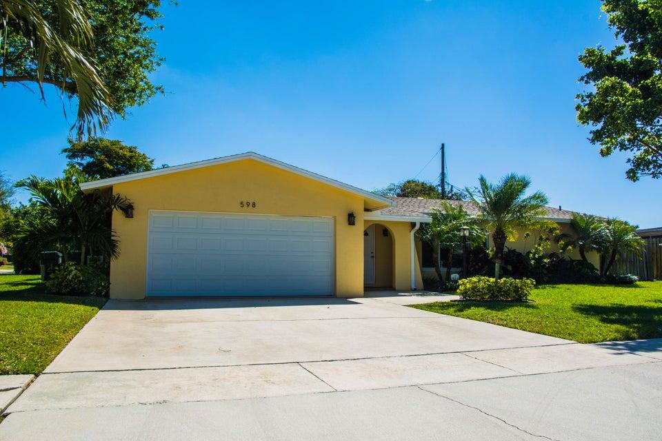 598 NW 13th Drive  Boca Raton FL 33486