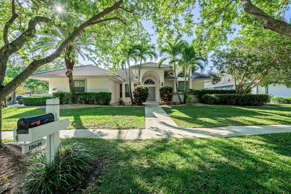 18646 Still Lake Drive  Jupiter FL 33458