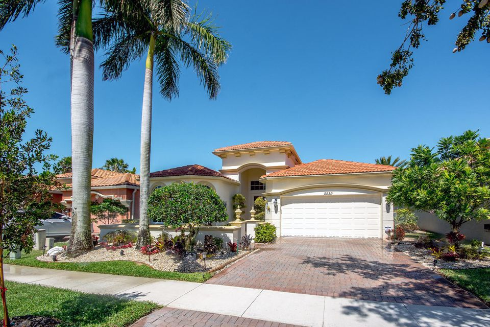 BUENA VIDA home 8839 Via Prestigio Wellington FL 33411