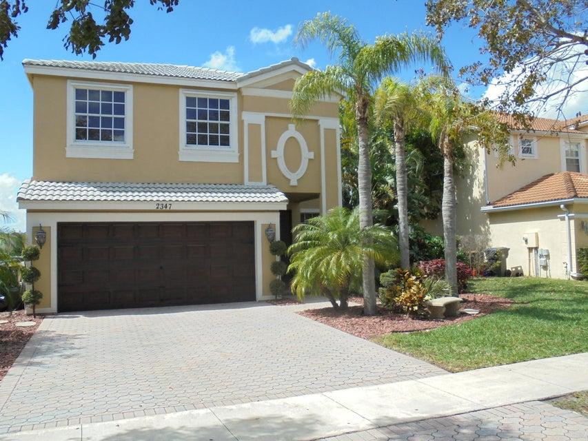 2347 Waburton Terrace  Wellington, FL 33414