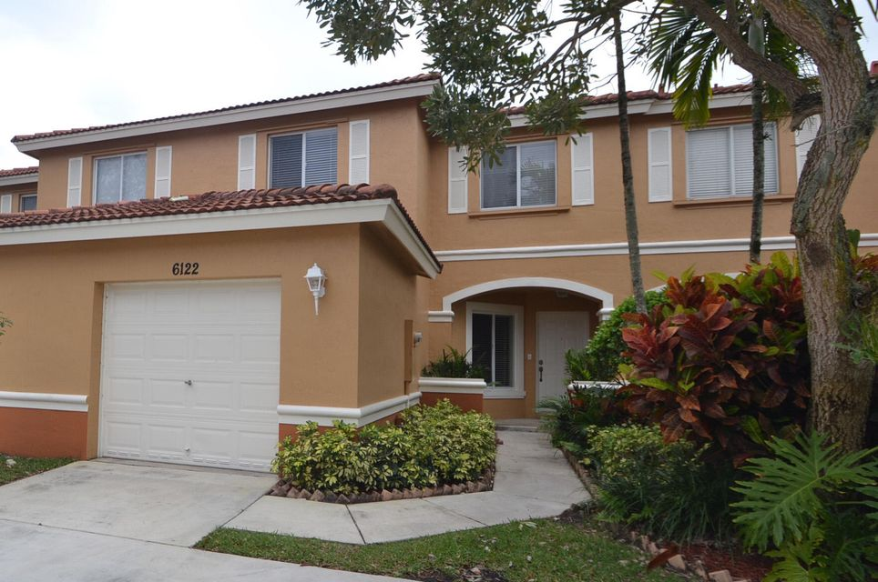 Townhouse for Rent at 6122 United Street 6122 United Street West Palm Beach, Florida 33411 United States